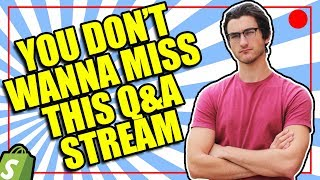 🔴 Hangout Livestream w/ the Girlfriend! (eCommerce + Q&A Chat)