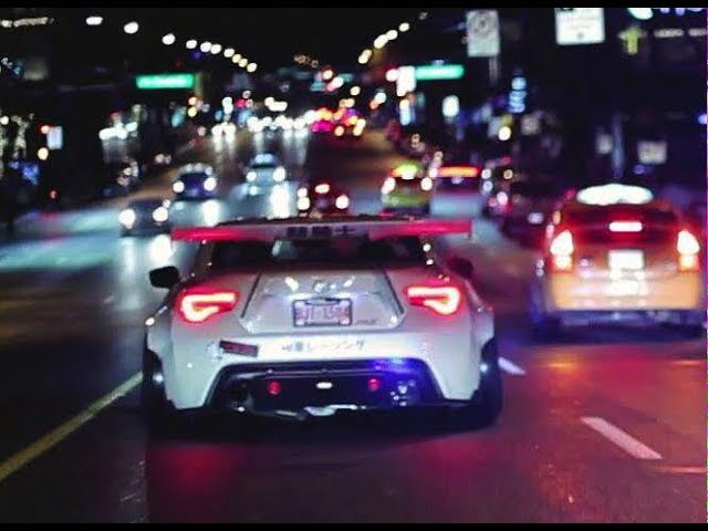 Illegal Street Racing, Drifting and Police Fail & Win Compilation