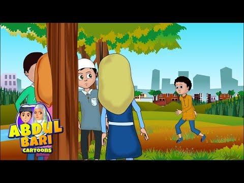 Abdullah Series Urdu - Ramzan Cartoons For Kids Part 1/4 Islamic Cartoons For Children