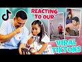 Reacting To Our Most Viral TikToks!!