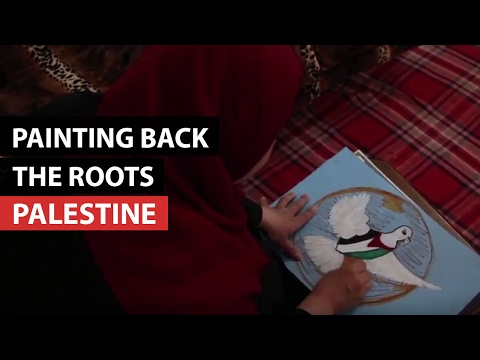 PALESTINE | Painting Back the Roots