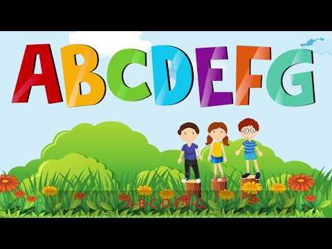 Het alfabetlied - Leer het alfabet met het ABC lied