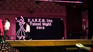 KARES Talent Show 2012 Kids Dance- Desi Boyz and Desi Girl Remix