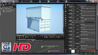 "CGI 3D Tutorial HD: ""Intro to Octane Render"" - by 3dmotive"