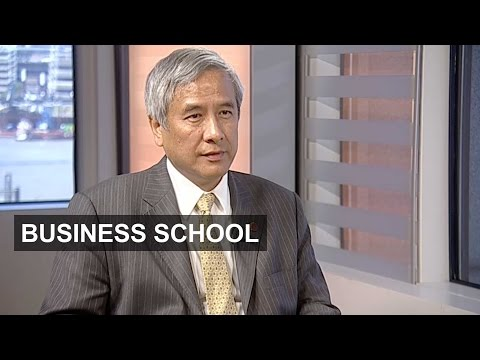 Demand for management training in China | FT Business