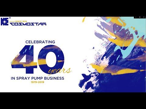 Company Profile - Cosmostar Tech - Spray Pump Solution Since 1979