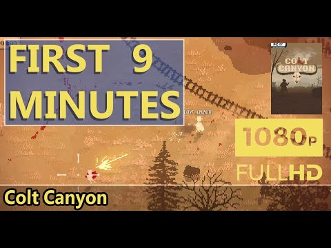 FIRST LOOK | Colt Canyon | HD GAMEPLAY |