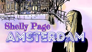 Shelly Page- Amsterdam (Official Lyric Video)