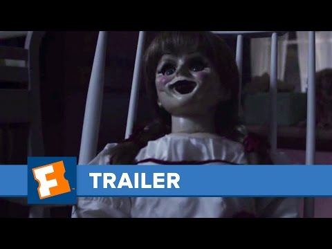 Annabelle Official Trailer HD | Trailers |...