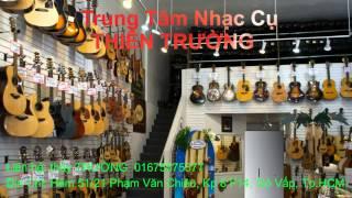 hướng dẫn Guitar Gò Vấp Thầy TRƯỜNG 01675575377