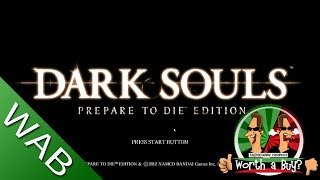 Dark Souls Rant - Worth a Buy? (Video Game Video Review)