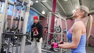 Trénink s Benem Cristovaem / Workout with Ben Cristovao