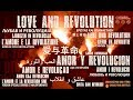 watch he video of LOVE AND REVOLUTION with English, Spanish, German and other subtitles