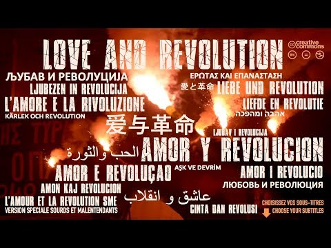 LOVE AND REVOLUTION with English, Spanish, German and other subtitles Mp3