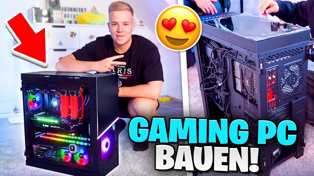 ich baue meinen eigenen HIGH END Gaming Computer ?