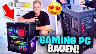 ich baue meinen eigenen HIGH END Gaming Computer 😱