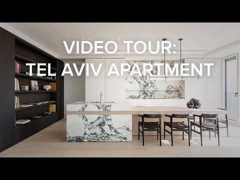 Video Tour: Tel Aviv Apartment