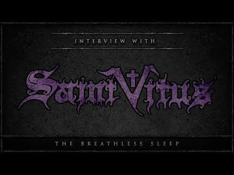 SAINT VITUS - Interview in London (2017)