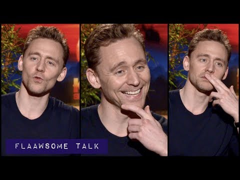 TOM HIDDLESTON REMEMBERS EVERYTHING you tell him... (and why he joined Instagram) KONG: Skull Island