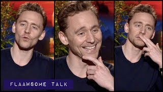 TOM HIDDLESTON Finally Joined INSTAGRAM (And How He Remembers EVERYTHING You Tell Him)