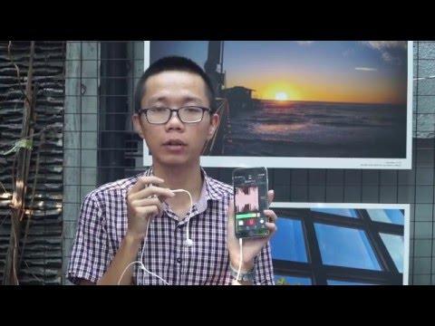 Tinhte.vn - Thử Ghi âm Bằng Micro Sennheiser Clipmic Digital, Tai Nghe IPhone Và Mic Tích Hợp