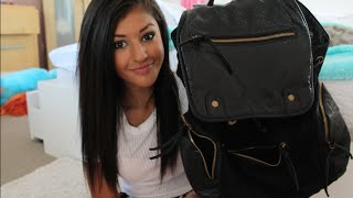 What's In My Backpack?! // Back 2 School 2014 // Jasmine Sky Thumbnail