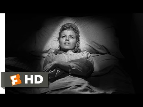 The Night of the Hunter (4/11) Movie CLIP - Harry Murders Willa (1955) HD