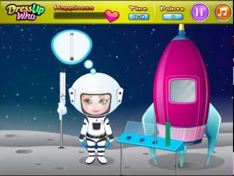 Baby Madison Space Adventure for Finding New Planet Games