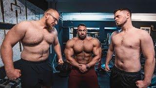 Überleben im Gym! Kevin Wolter zerstört die Naturensöhne?