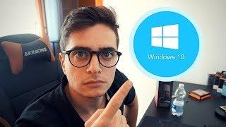 La migliore versione di WINDOWS 10 - (leggera)