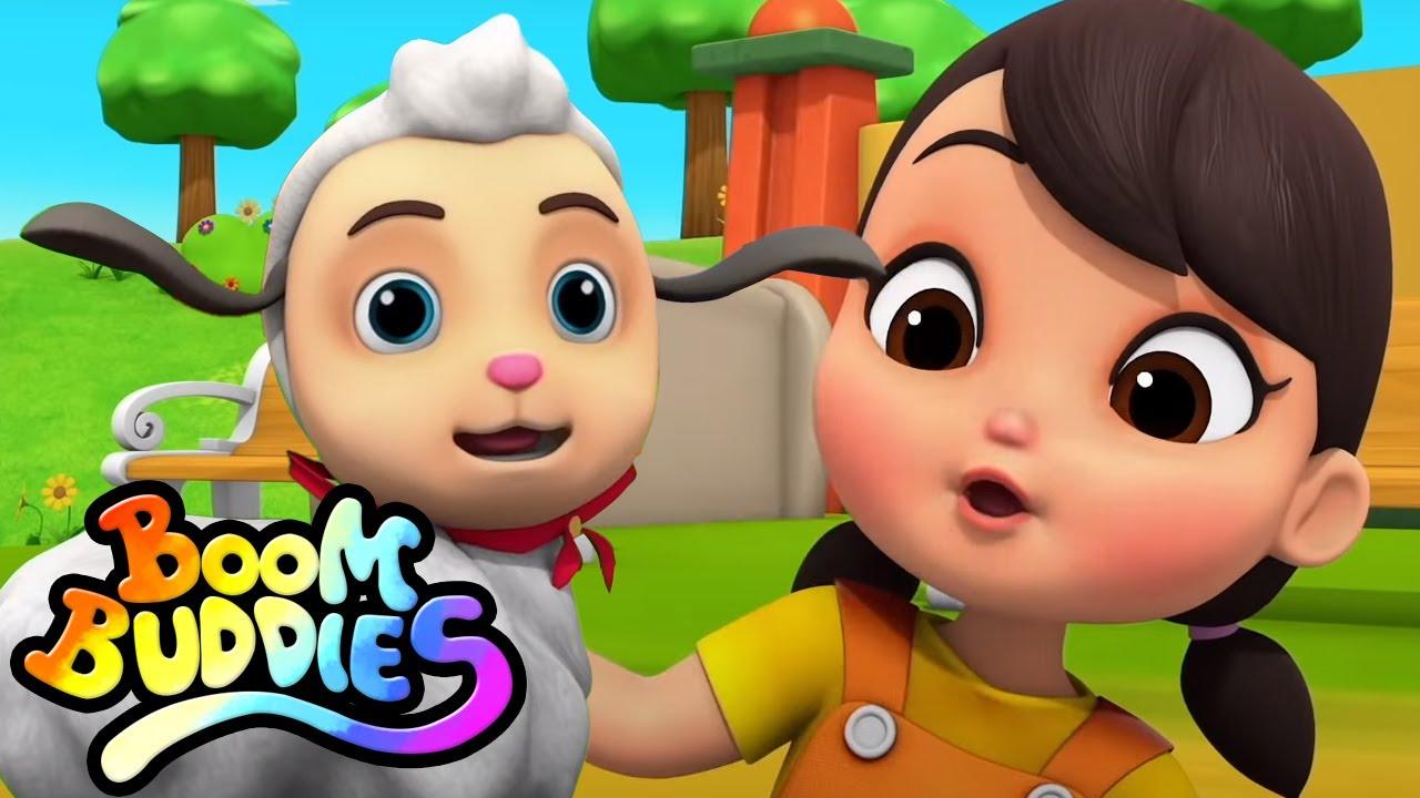 María tenía un corderito | Canciones infantiles | Boom Buddies Español | Videos para bebes