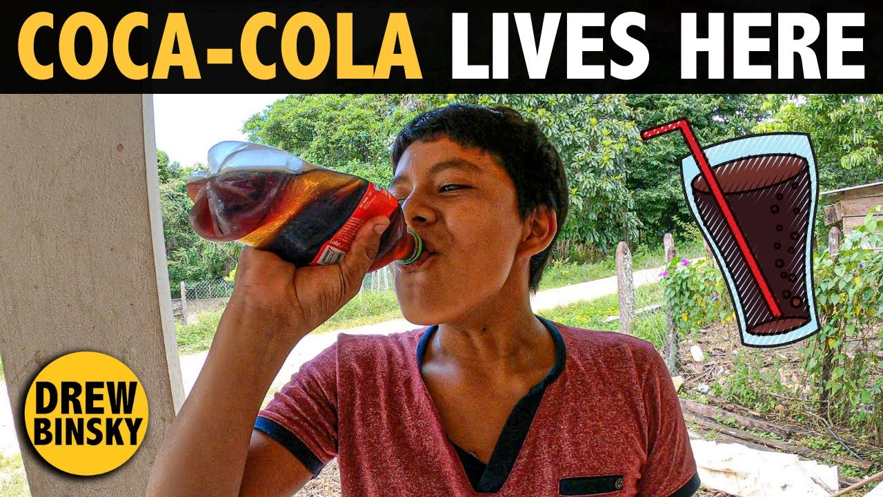 Download COCA-COLA LIVES HERE (People Drink 2.2 Liters PER DAY)
