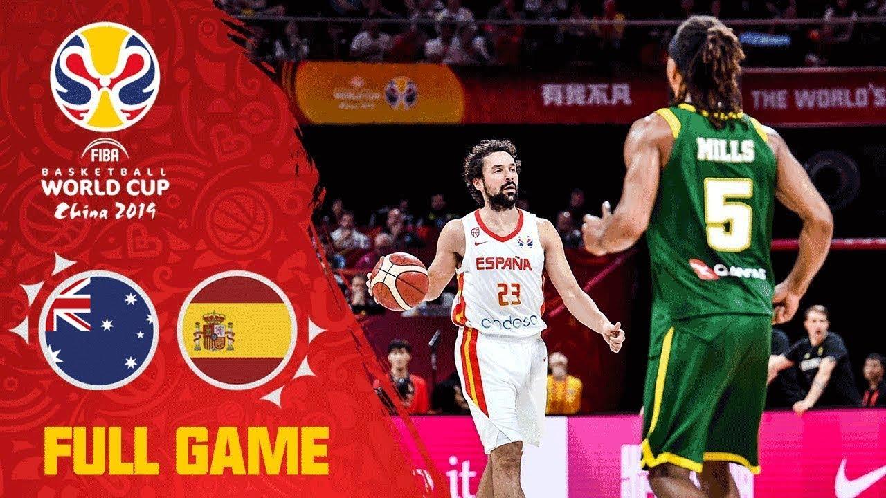 2OT as Australia & Spain clash in the Semi-Final! - Full Game