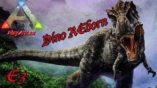 Обложка на видео о ARK : Survival Evolved : Dino REborn E03 (CZ/SK)