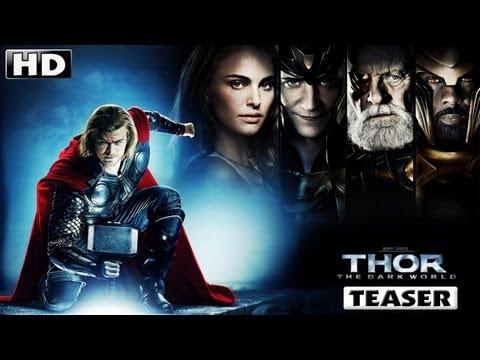 Thor 2 El Mundo Oscuro Trailer 2013 en Español