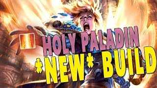 BfA 8.1 & 8.1.5 Holy Paladin *NEW* Fun Build - Glimmer of Light Basic Guide | WoW Battle for Azeroth