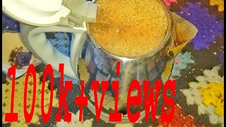 how to make milk tea in electric kettle/How to make tea by using an Electric Kettle