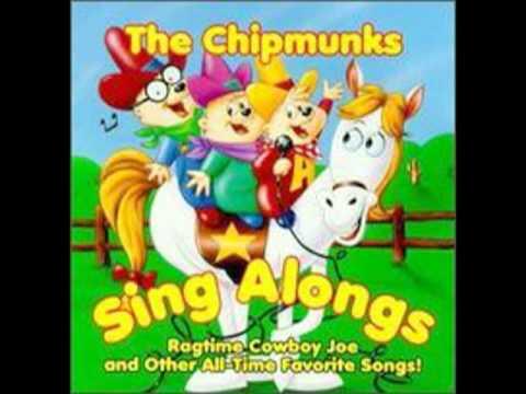 The Chipmunks - Alvin's Harmonica