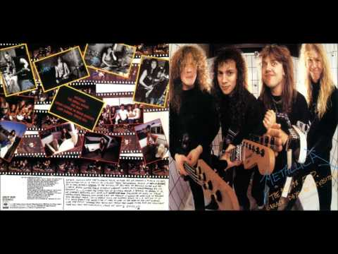 Metallica - The $9.98 C.D. Garage Days Re-Revisited 1987 (Extended) 30th Anniversary