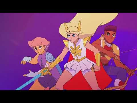 [ENGLISH] She-ra and the Princesses of Power Opening