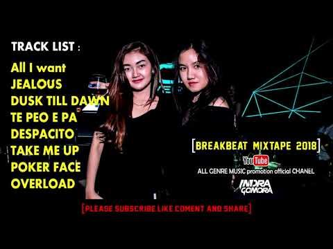 ALL I WANT X JEALOUS MUSIK DJNYA ENAK BANGET FULL BASS 2018 DJ Indra Gomora #IGVOL4