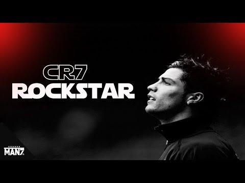 CRISTIANO RONALDO MAN UNITED -Post Malone - Rockstar
