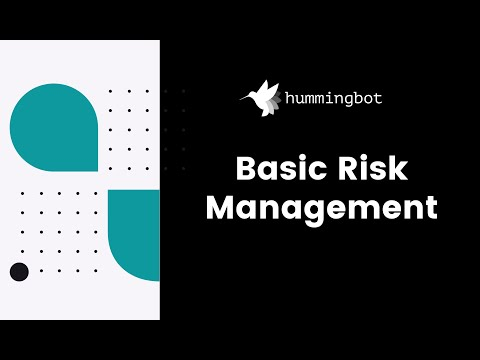 Basic Risk Management for Crypto Market Making