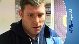 MILNER ON POINT Southampton 1-1 City James Milner post match interview