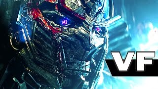 TRANSFORMERS 5 THE LAST KNIGHT Nouvelle Bande Annonce VF (2017)
