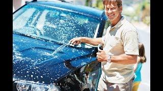 Tips Mencuci Mobil Sendiri di Rumah Biar Hemat
