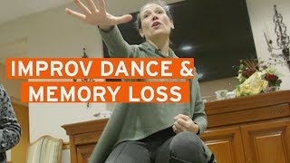 How IMPROV DANCE helps people with memory loss