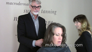MAKEOVER: Do You Have Any Tranquilizers, by Christopher Hopkins, The Makeover Guy®