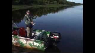 Щука - рыбалка в Тюменской области