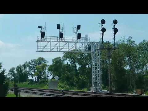 Live Streaming CSX Train
